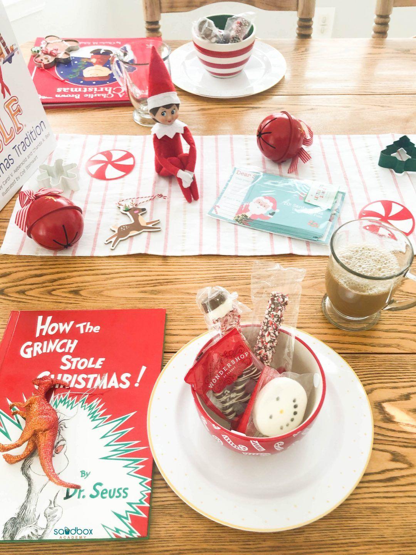 North Pole Breakfast A Christmas Tradition - Sandbox Academy