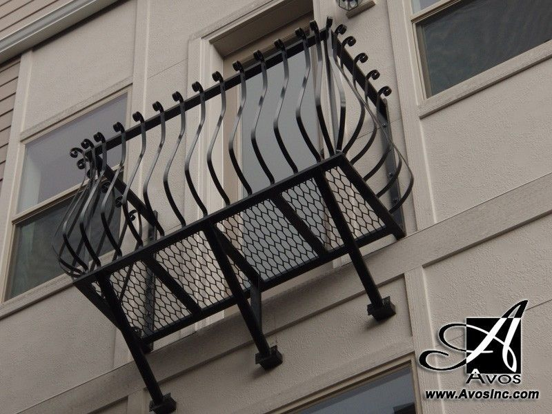 Custom Made Sumner Belly Balcony