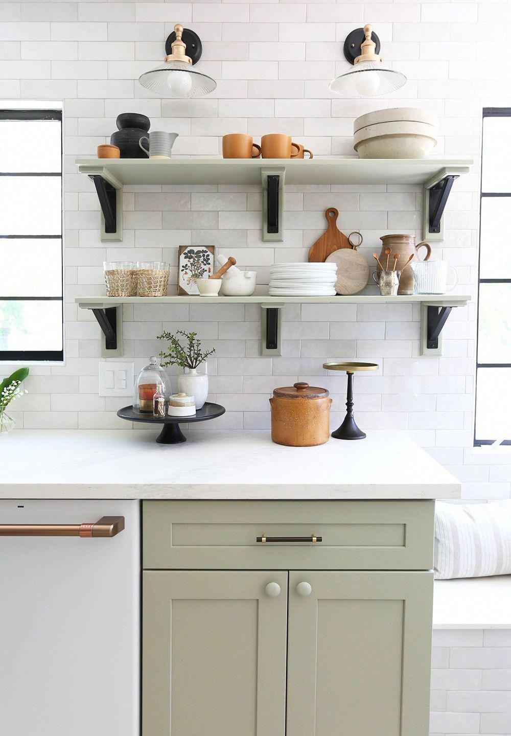 My final tip is to save some room in your kitchen reno budget for pretty organizational items and ac... - #budget #final #items #kitchen #organizational #pretty - #MotorizedBlindsLowes
