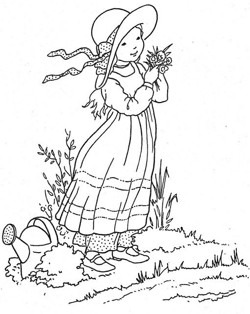 Picasa Web Albums Bonnie Jones Coloring Book Coloring Books Embroidery Patterns Redwork Patterns