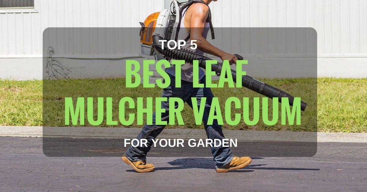 diy leaf shredder trimmer