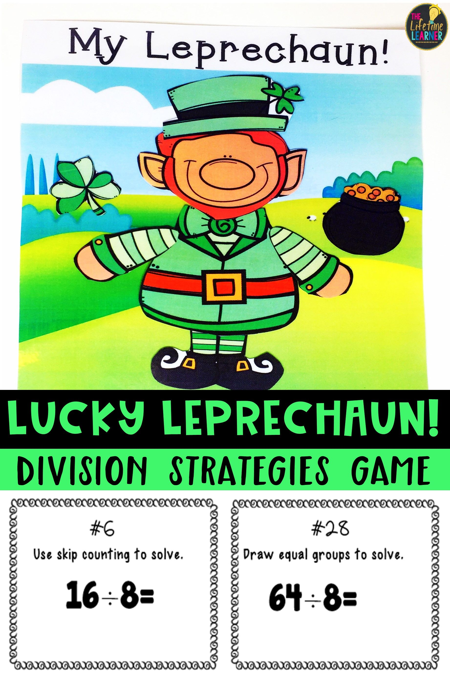 Saint Patrick S Day Division Strategies Game