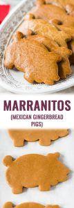 Marranitos (Mexican Gingerbread Pigs)