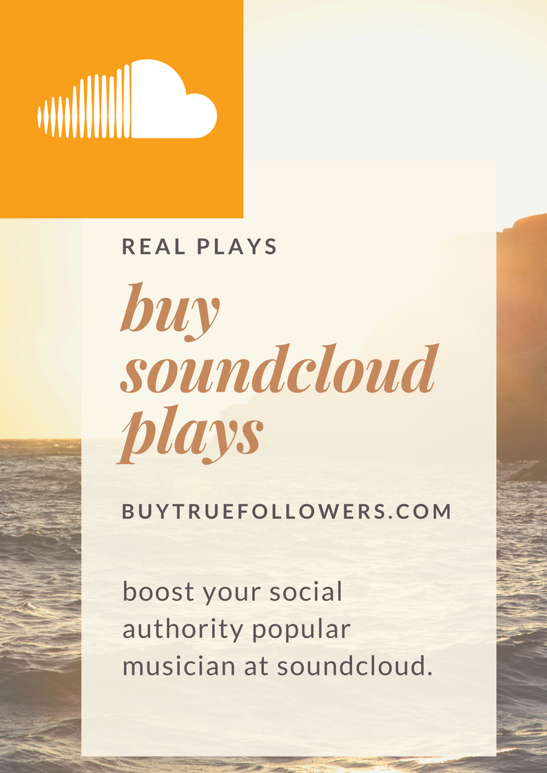 Buy Soundcloud Plays Cheap From 1 Plays