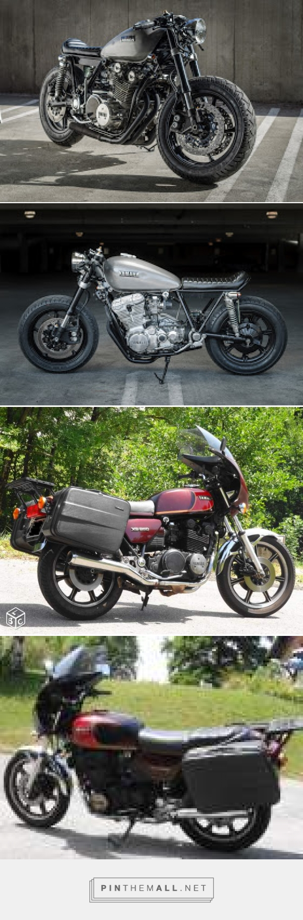 Yamaha 850xs Motos Is�re - leboncoin.fr... - a grouped images picture - Pin Them All