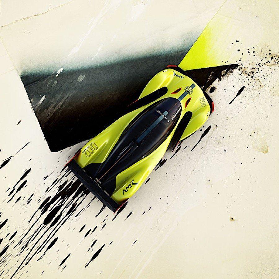 Aston Martin Valkyrie Sport: Aston Martin Präsentiert Die Renn-Version Vom Valkyrie