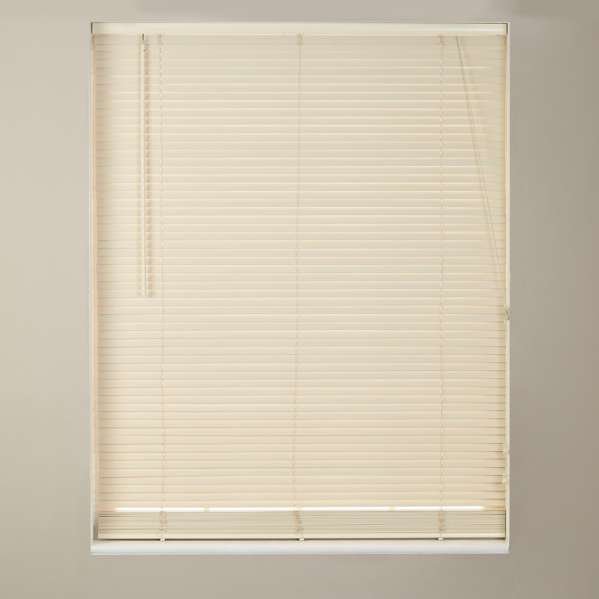 Cream Wooden Venetian Blind 27mm Slats In 2020 Blinds Venetian Blinds For Windows