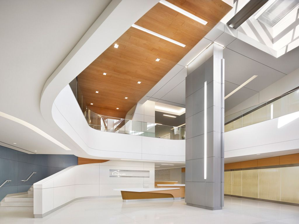 Bayhealth Medical Center By EwingCole Interior Merit Award Winner Image Halkin Photography