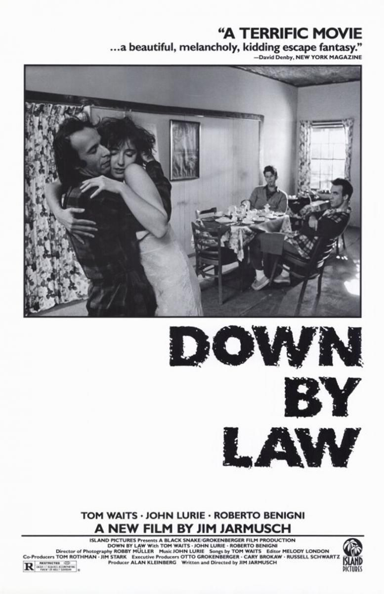 Down By Law Bajo El Peso De La Ley 1986 Filmaffinity Films