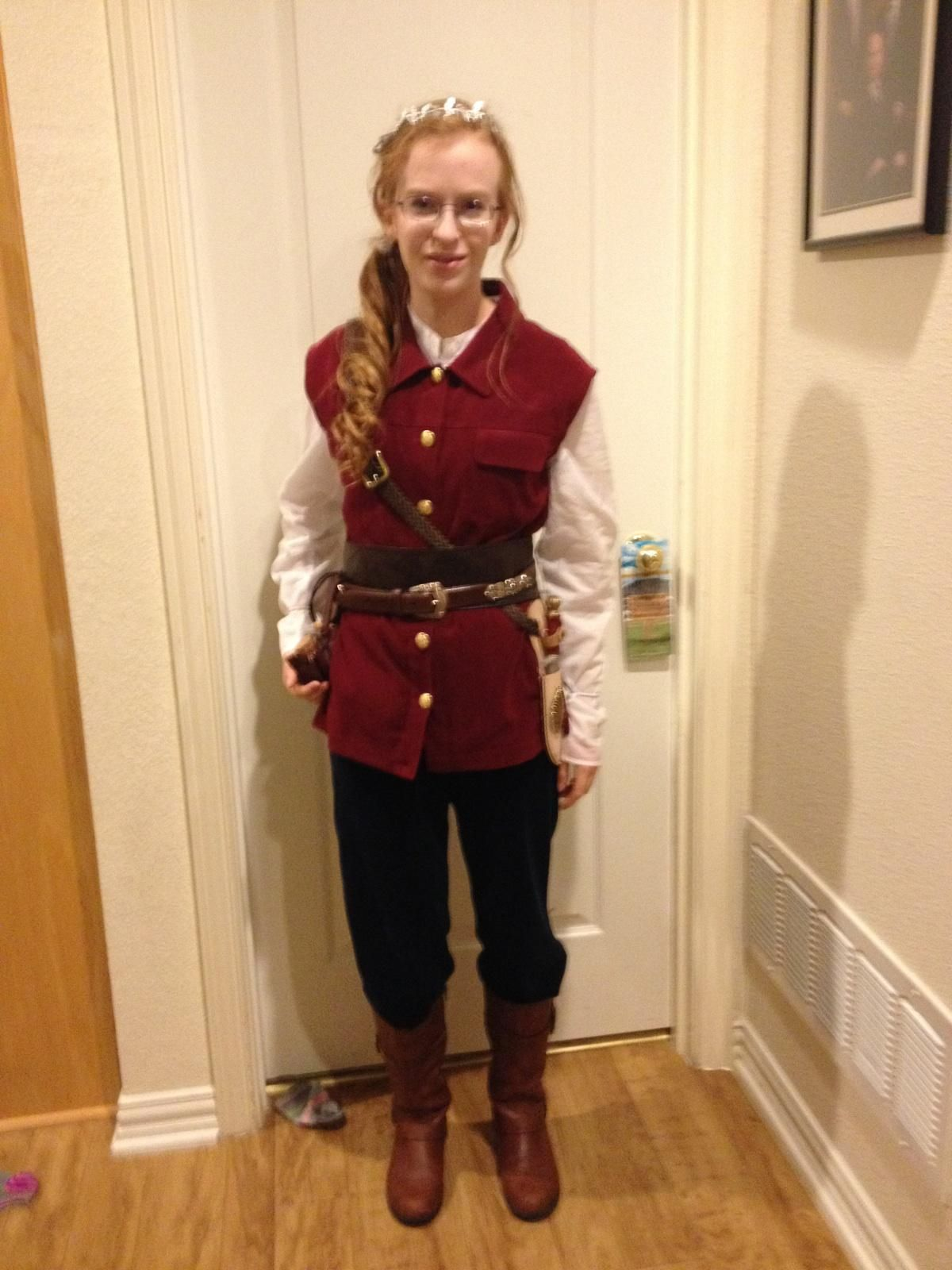 Chronicles of Narnia costumes ( (via The Weisse Guys) | Costume ...