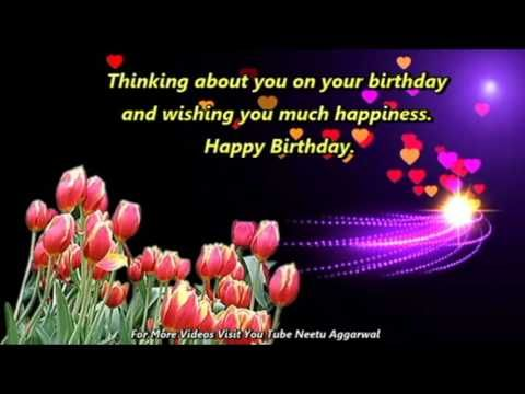 Happy Birthday Wishes Blessings Prayers Messages Quotes Music E Card Whatsapp Video Y Birthday Wishes For Myself Happy Birthday Messages Birthday Wishes Gif