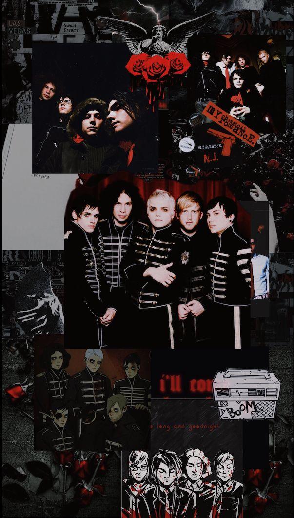 Wallpaper My Chemical Romance Emo Wallpaper Goth Wallpaper My Chemical Romance Wallpaper