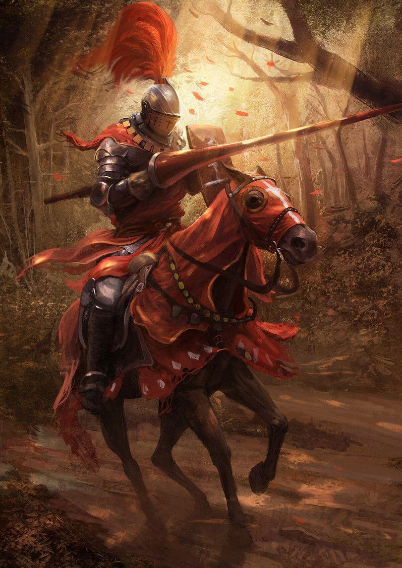 Картинка печальный рыцарь