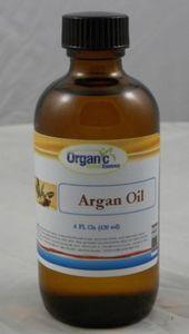 Organic Argan Oil - 100% Pure 120 ml (4 Oz)