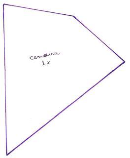 COSTURANDO O TEMPO: Cenoura tecido