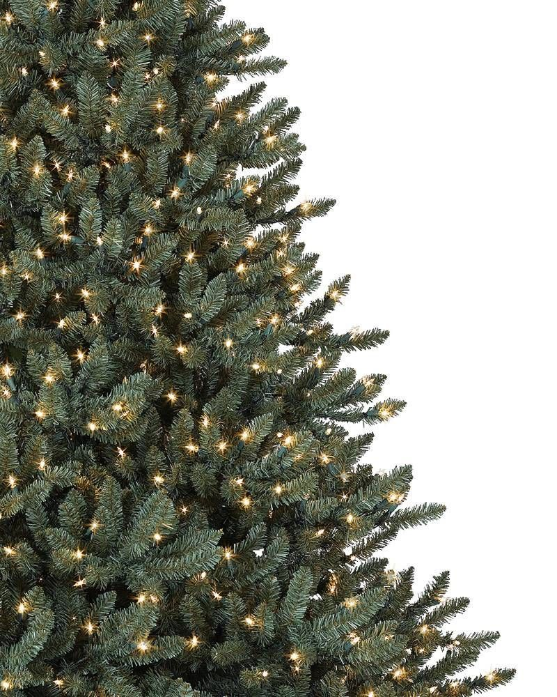 Canadian Blue Green Spruce Artificial Christmas Tree Balsam Hill Balsam Hill Christmas Tree Realistic Christmas Trees Blue Spruce