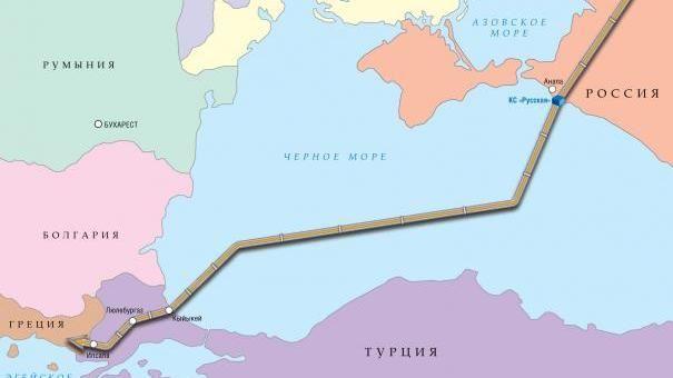 """La UE, disgustada por el acercamiento de Rusia y Turquía. La Unión Europea está preocupada ante las perspectivas de reanudación de la construcción del gasoducto """"Turkish Stream"""", según informa Reuters citando a un alto funcionario de Bruselas."""