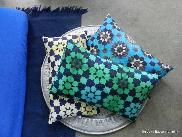 Marakech Pillows