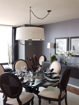 Dining Room New York Upper Eastside New York City Contemporary Dining Room  Vignettes