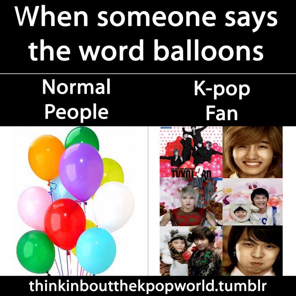 Junsu Balloons