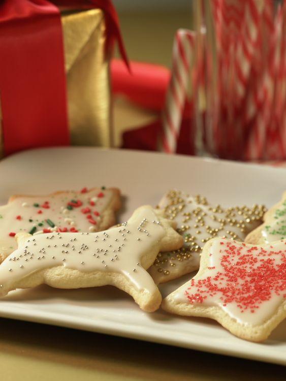Julsockerkakor #Swedish #Christmas Sugar Cookies Kid-Friendly