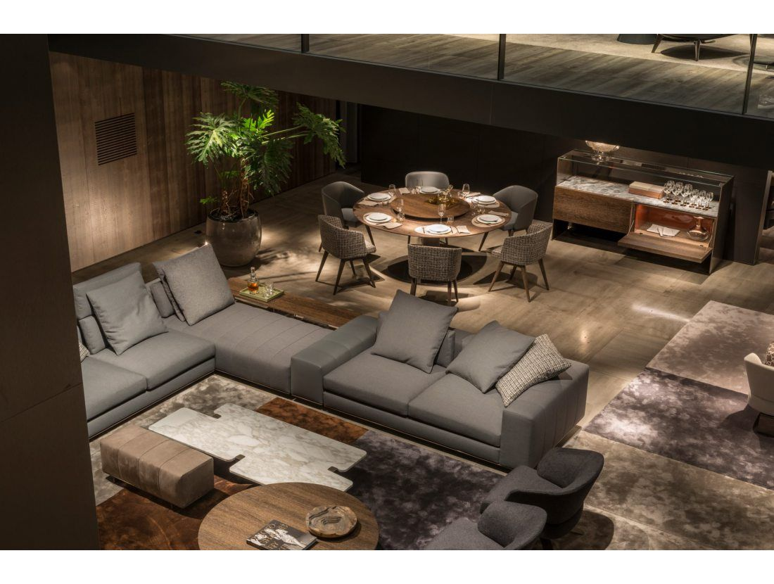 Minotti Freeman | Van der Donk interieur | Home / BARS & CELLARS ...