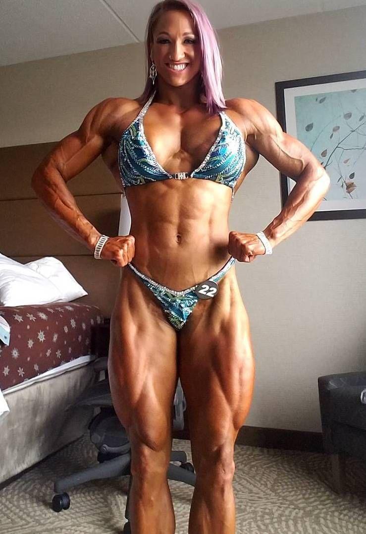 lauren-quinn   Fit   Pinterest   Muscles, Muscle girls and ...