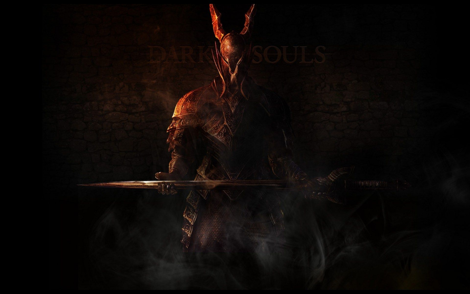 Dark Souls Black Knight Wallpaper Wallpapersafari Dark Souls