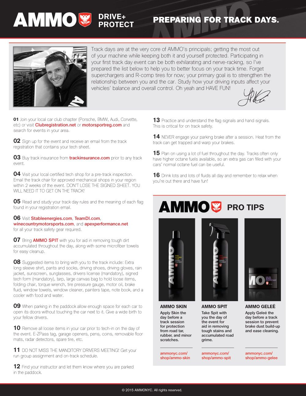 PDF AMMO NYC Car detailing tools, Car detailing, Nyc