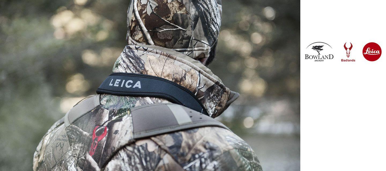 Leica hunting.  Bowland, especialistas en caza con arco y equipos tecnicos de caza – Bowland Archery Shop. Madrid. Foto: J. Alonso ©