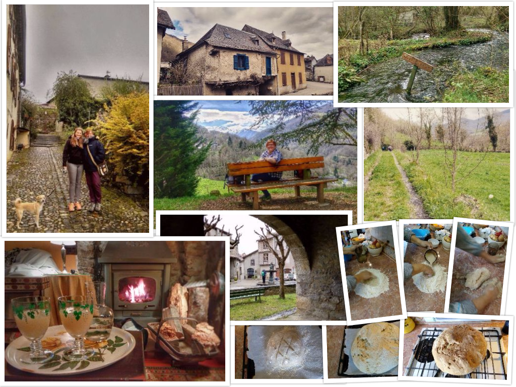 A week with my mother in France! #blog #Pyrenees #France #mothervisiting #spring
