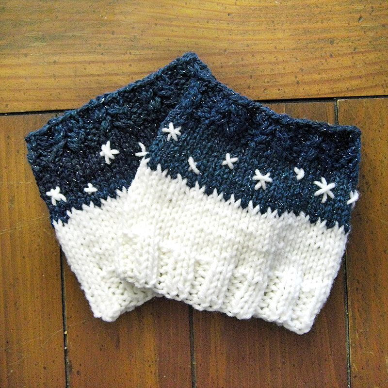 Check Out My Listing On Etsy Beginner Boot Cuff Pattern Knitting
