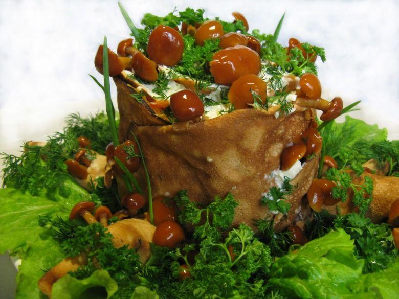 ирина салат пенек рецепт с фото пошаговый формула придает