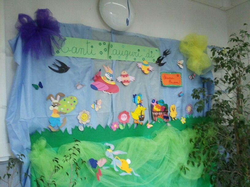 Ingresso Di Una Scuola Primaria La Primavera Laboratori Creativi
