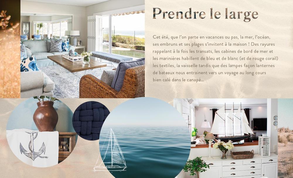 Deco Bord De Mer A Quimper Accessoires De Decoration D Interieur Chez Westwing In 2020