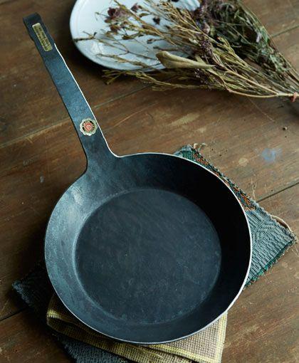 turk クラシックフライパン/24cm | キッチン | Orne de Feuilles