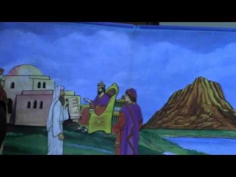 O rei Josias e encontro com a lei de Moisés - Escolinha Advertência Final - YouTube