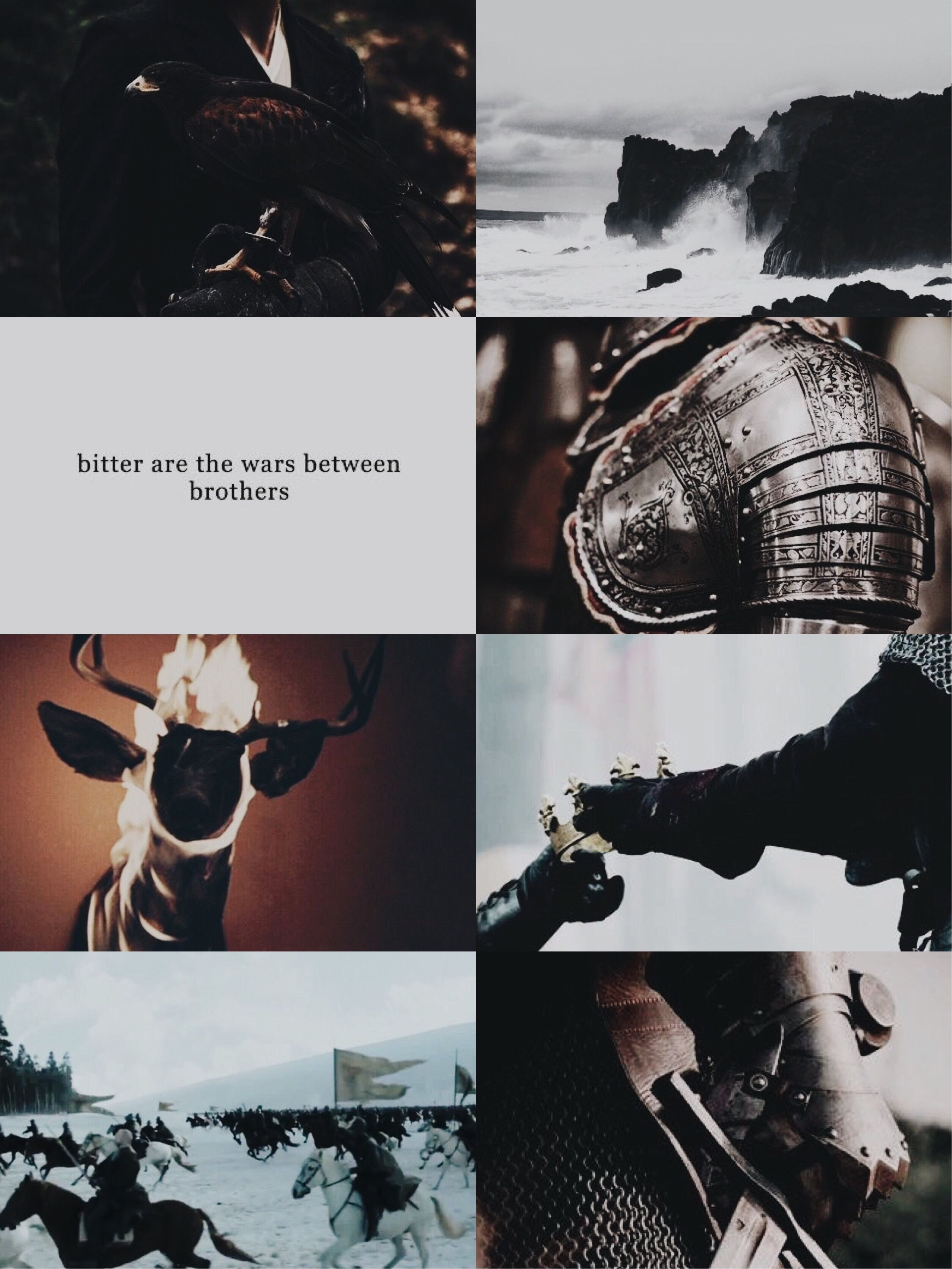 Asoiaf Stannis Baratheon Aesthetic In 2019 Square Jawline
