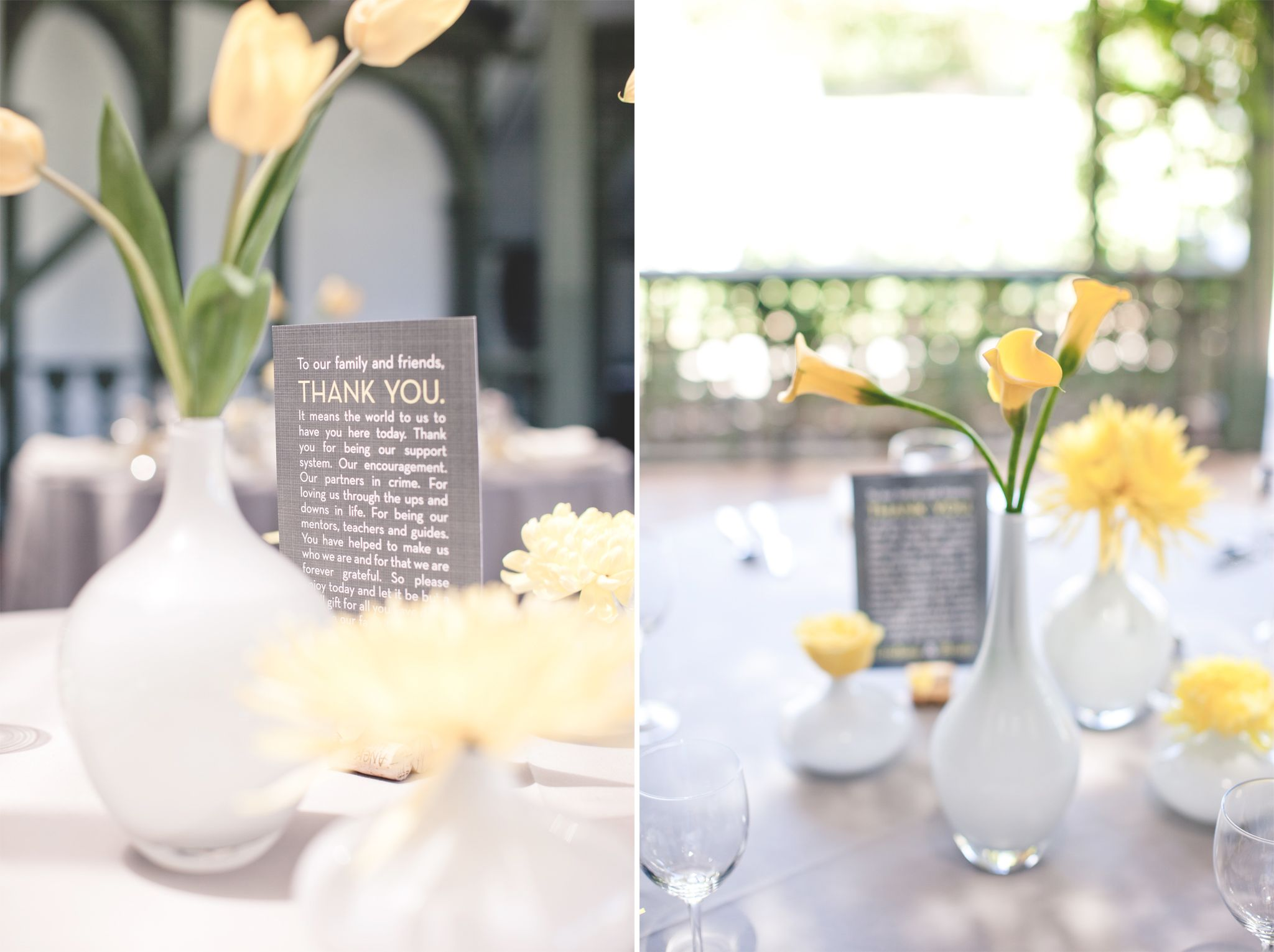 Lindsey and Brian\'s wedding was set in the beautiful grounds of the ...