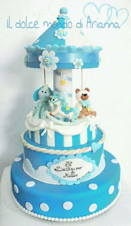 Giostra Cake
