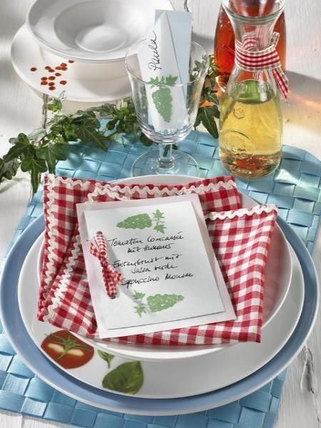 Photo of Italian do-it-yourself decoration