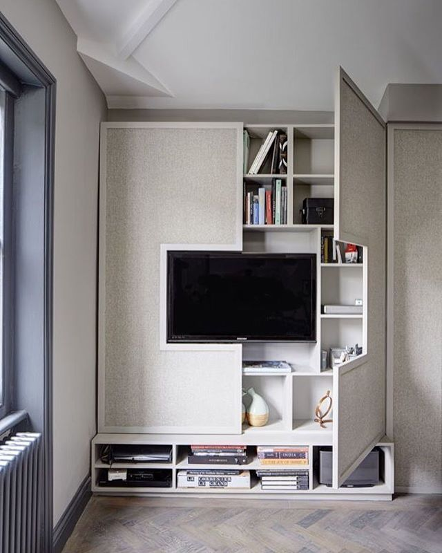verborgen kast achter tv huis inrichting interieur meubels en slaapkamer. Black Bedroom Furniture Sets. Home Design Ideas