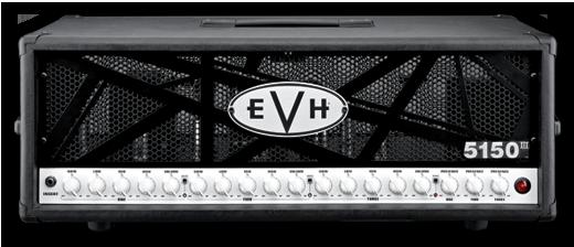 EVH 5150 Amp head. Loud, by all accounts... Van halen