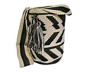 Bolso de algodón Abdoulaye - Ø33