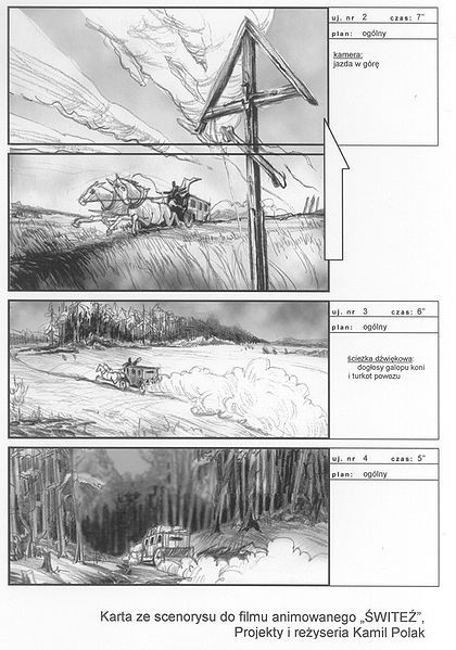 History of Storyboarding - Instructional Design Instructional - film storyboards