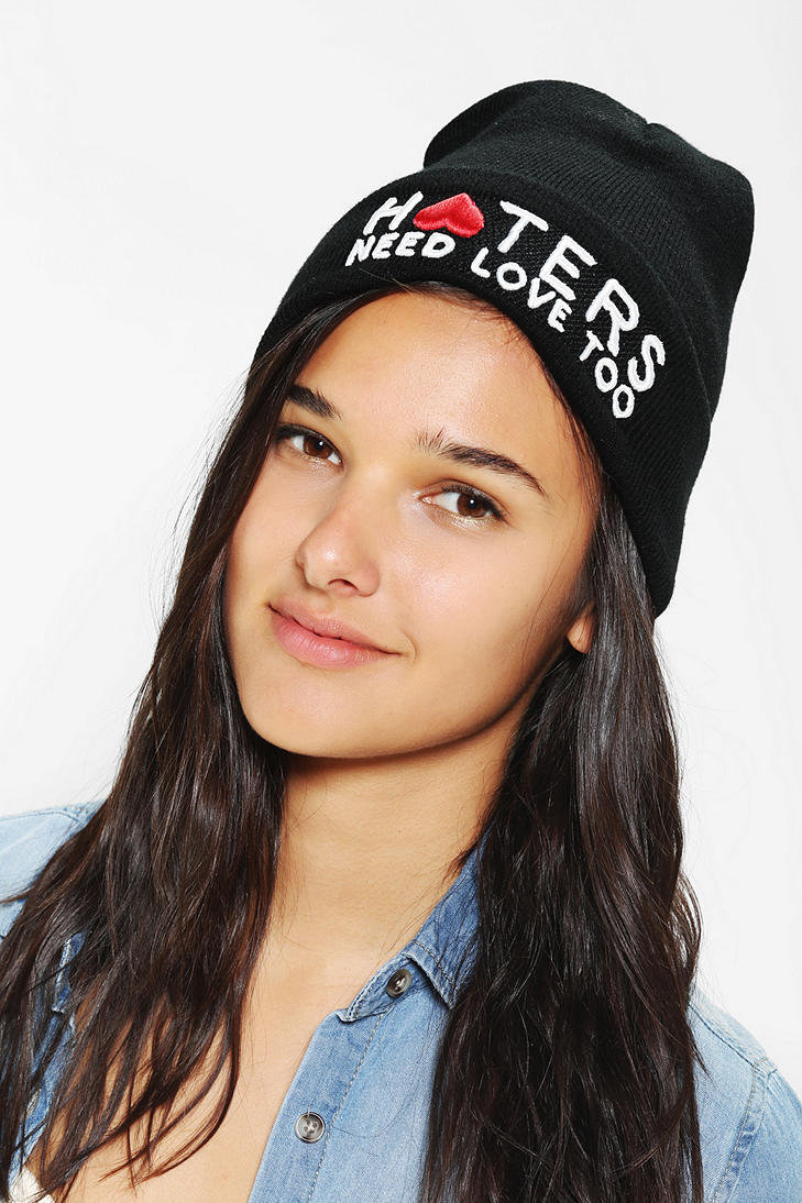 #Urban Outfitters         #love                     #Urban #Outfitters #UNIF #Haters #Need #Love #Beanie                          Urban Outfitters - UNIF Haters Need Love Beanie                               http://www.seapai.com/product.aspx?PID=1566212
