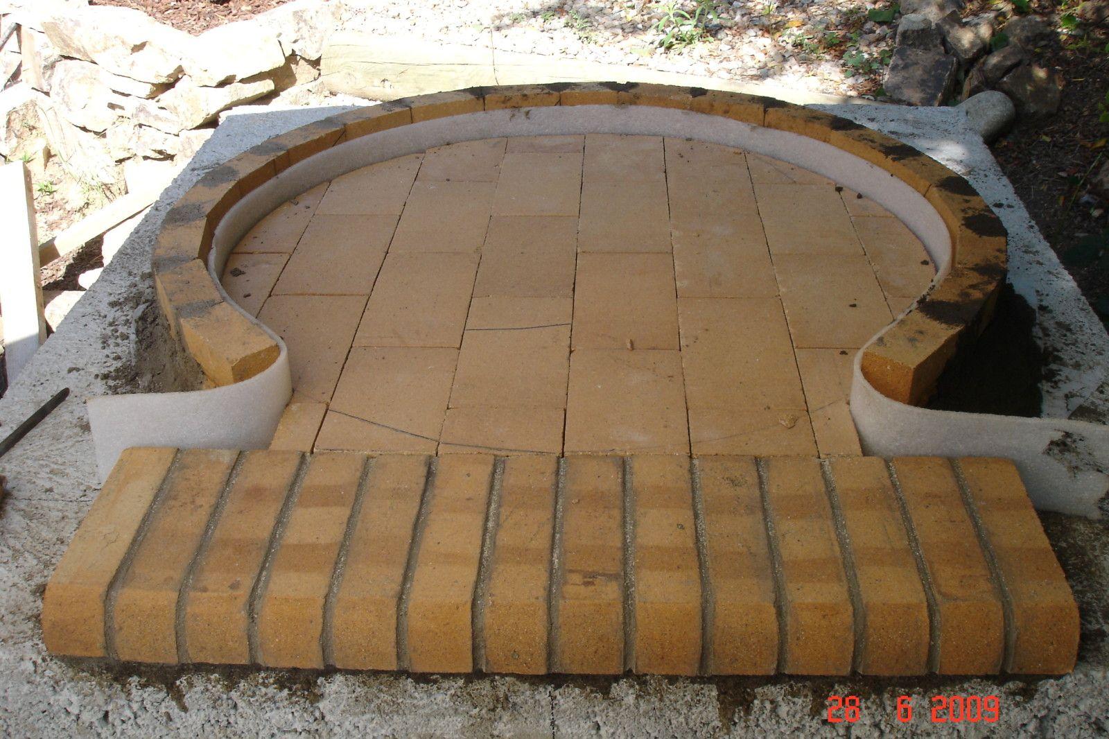 Construction de mon four à bois – barbecue