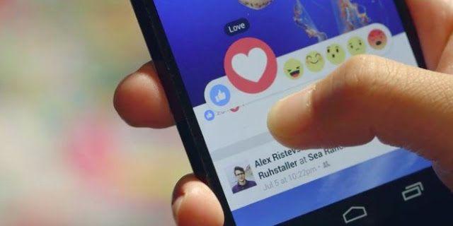 Αυτό είναι το μυστικό πίσω από τα νέα εικονίδια στο Facebook