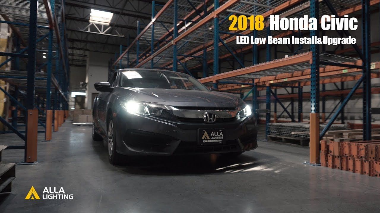 How To Change Honda Civic Light Bulb Honda Civic