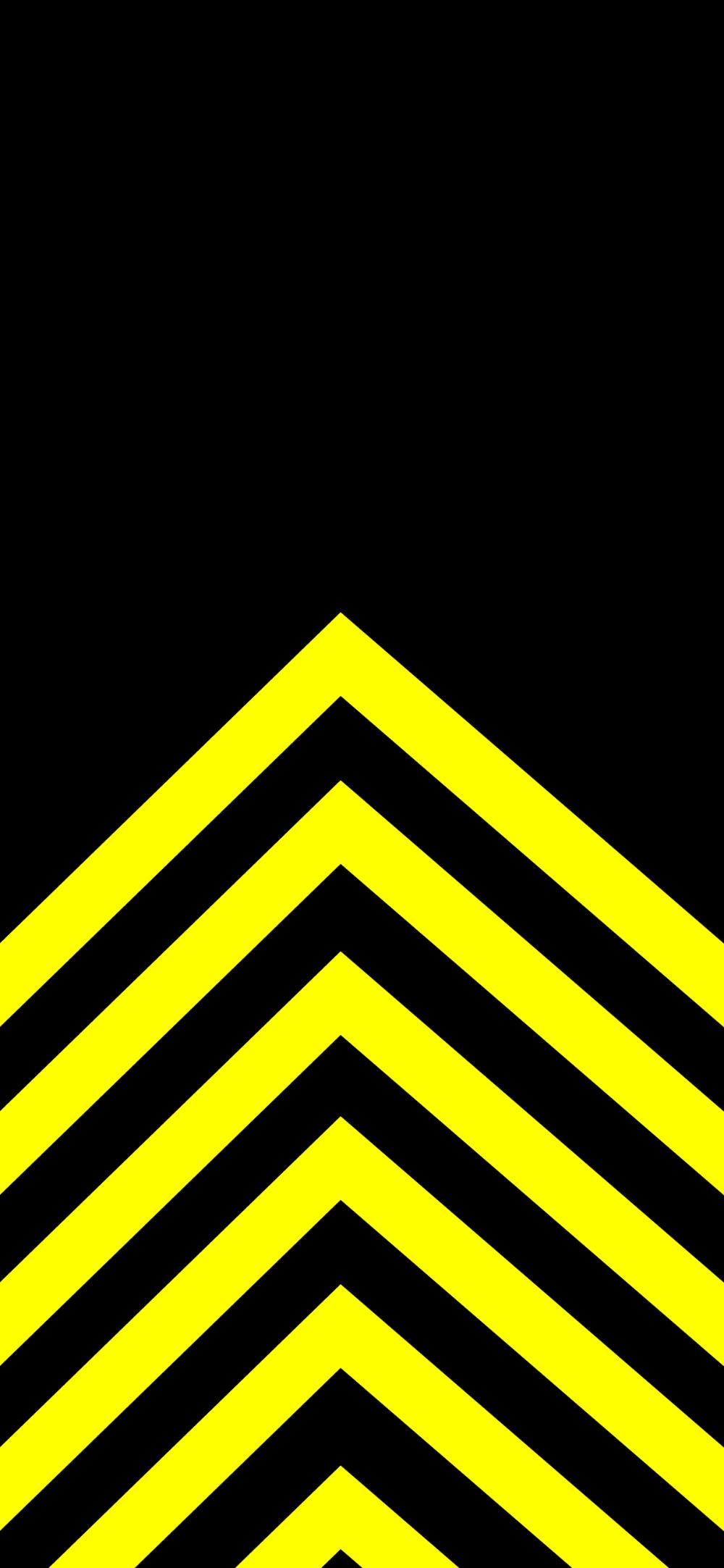 Yellow Stripes Amoled Wallpaper Iphone Wallpaper Yellow Wallpaper Cool Wallpaper